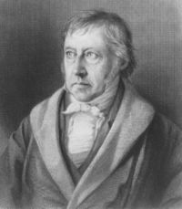 George Hegel