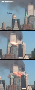 September 11, 2001 - World Trade Center Sequence
